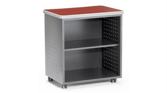 Utility Carts OFM Mobile Utility Table with Shelf