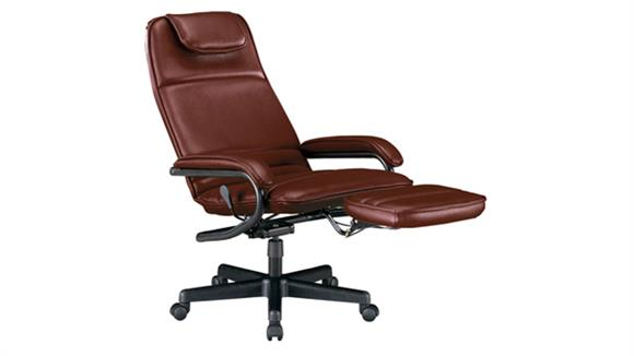 Office Chairs OFM Power Rest Executive Recliner