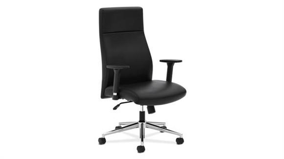 Office Chairs OFM Define Executive Leather Chair
