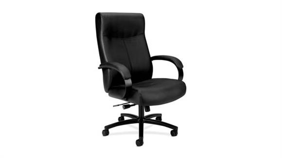 Big & Tall OFM Validate Big and Tall Leather Chair