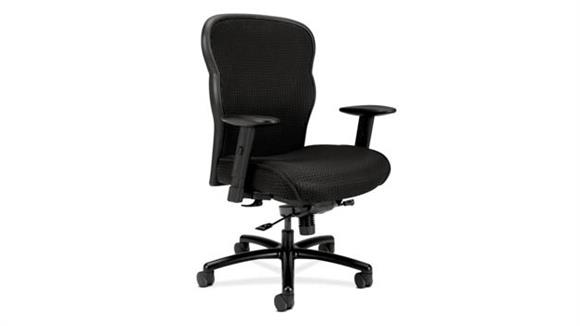 Big & Tall OFM Wave Mesh Big and Tall Chair