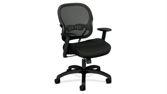 Office Chairs OFM Wave Mesh Mid-Back Chair
