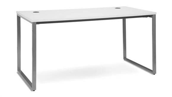"Computer Desks OFM 60"" x 30"" Metal Leg Desk"