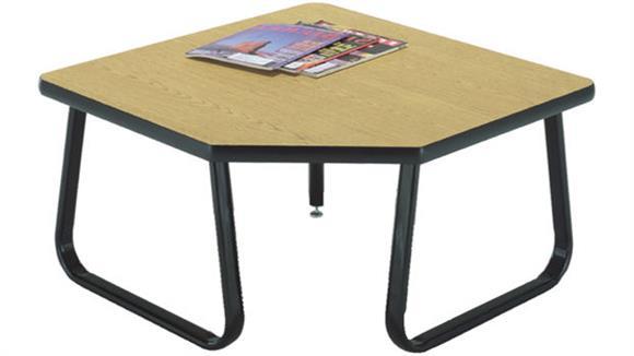 End Tables OFM Sled Base Corner Table