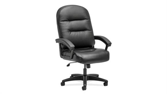 Office Chairs OFM Pillow-Soft High-Back Chair