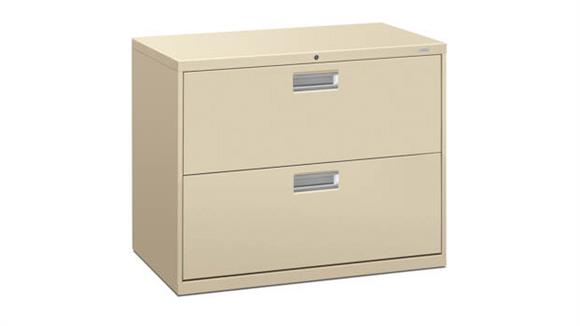File Cabinets Lateral OFM Brigade 2-Drawer Lateral File