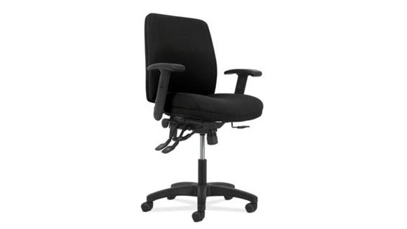 Office Chairs OFM Contemporary Mid-Back Task Chair