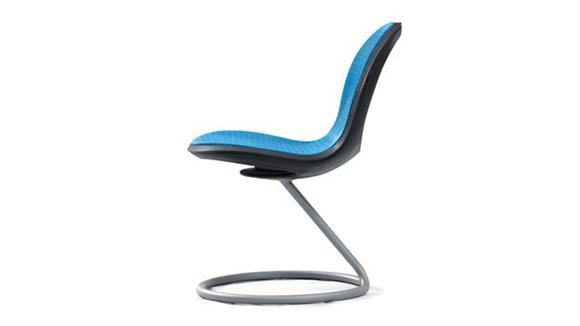 Office Chairs OFM Net Series Chair with Circular Base