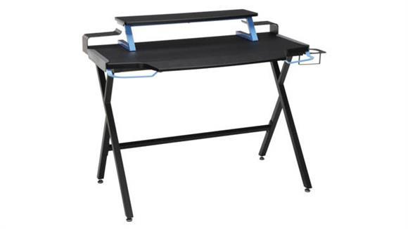 """Computer Desks OFM 42""""W Gaming Desk"""