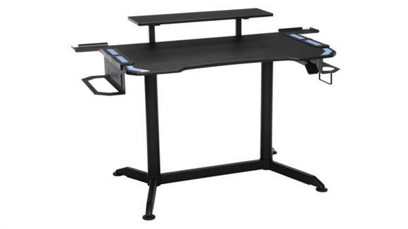 """Adjustable Height Desks & Tables OFM 53""""W Height Adjustable Gaming Desk"""