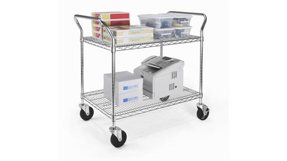 "Utility Carts OFM 24"" x 36"" Heavy Duty Utility Cart"