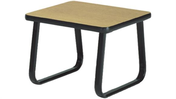 End Tables OFM Sled Base End Table