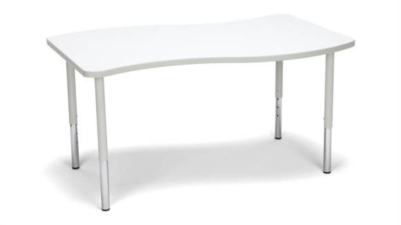 Activity Tables OFM Wave Large Leg Table