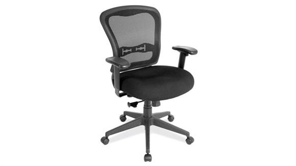 Office Chairs Office Source Mesh Back Chair with Fabric Seat