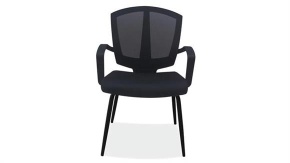 Side & Guest Chairs Office Source Mesh Back Guest Chair