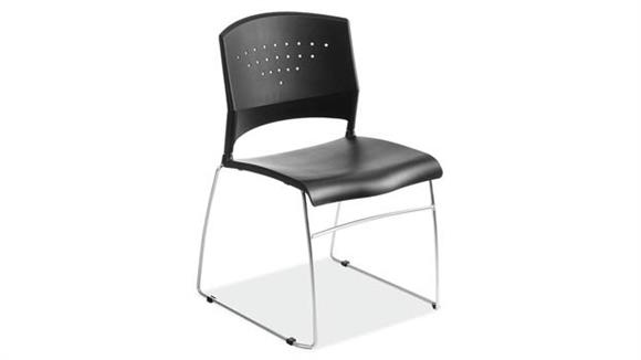 Side & Guest Chairs Office Source Stackable Side Chair