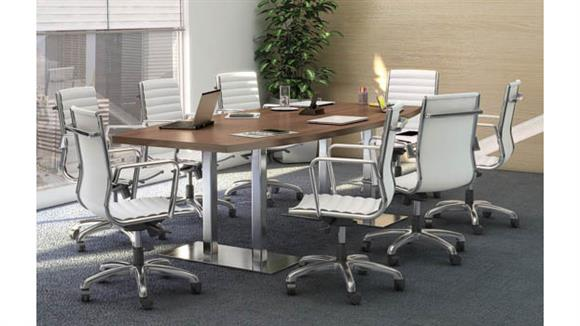 Office Furniture Trusted Years Experience - Gray conference table