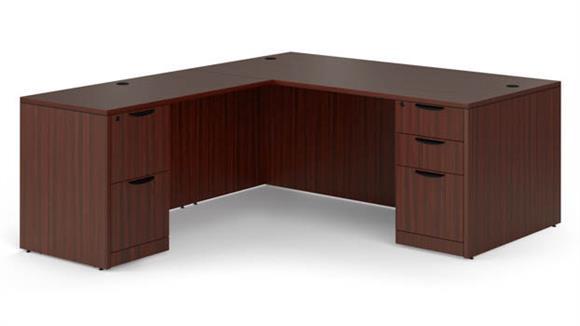 L Shaped Desks Office Source Desk