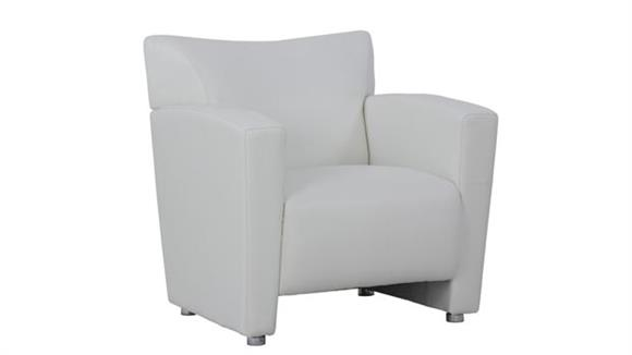 Side & Guest Chairs Office Source Tribeca Club Chair