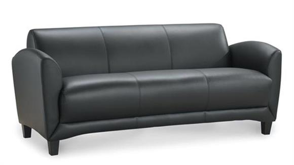 Sofas Office Source Leather Sofa