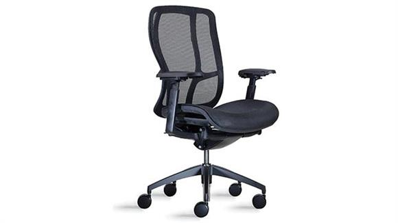 Office Chairs Office Source Vesta Mid Back Chair