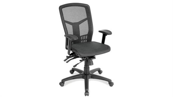 Office Chairs Office Source Cool Mesh High Back Chair with Mesh Seat