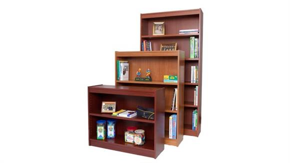 "Bookcases Office Source 30"" x 36"" Laminate Bookcase"