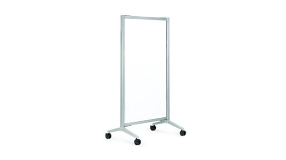 Office Panels & Partitions Office Source Magnetic Mobile White Board