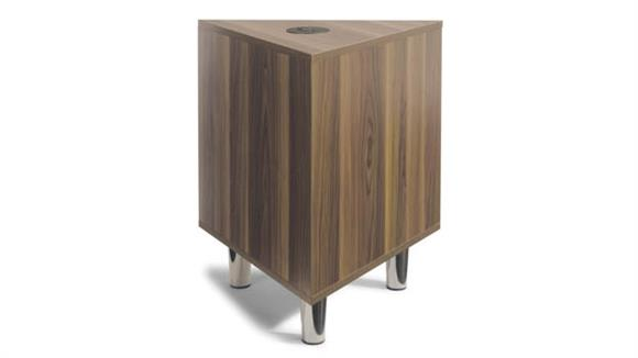 End Tables Office Source Triangle Power Pod