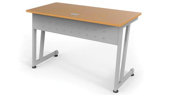 "Modular Desks Office Source 47"" Desk"