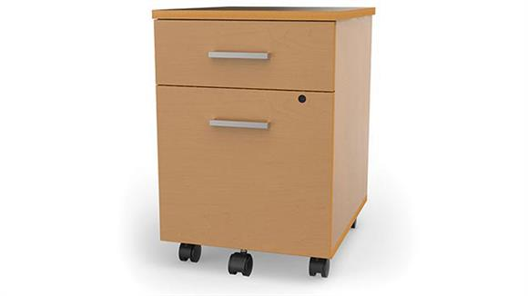 Mobile File Cabinets Office Source Mobile Pedestal File