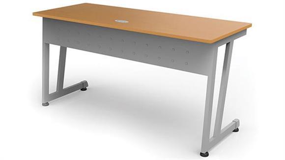 "Modular Desks Office Source 59"" Desk"