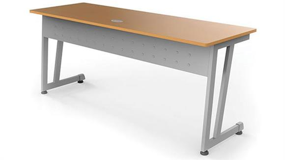 "Modular Desks Office Source 72"" Desk"