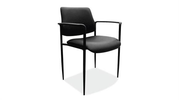 Stacking Chairs Office Source Vinyl Guest Stack Chair