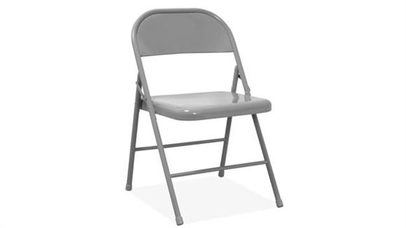 Folding Chairs Office Source All Steel Folding Chair