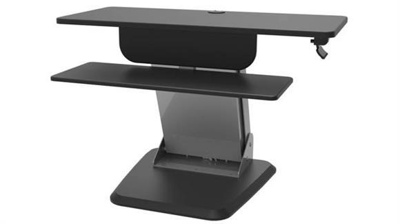 Adjustable Height Desks & Tables Office Source Heavy Duty Desk Riser