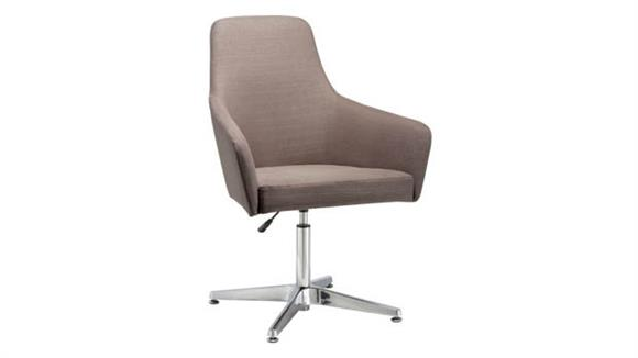 Office Chairs Office Source Elroy Chair with Chrome Base