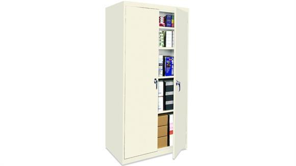 "Storage Cabinets Office Source 72"" x 36"" Storage Cabinet"