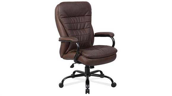 Big & Tall Office Source Heavy Duty Executive Chair