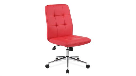 Office Chairs Office Source Armless Retro Style Task Chair
