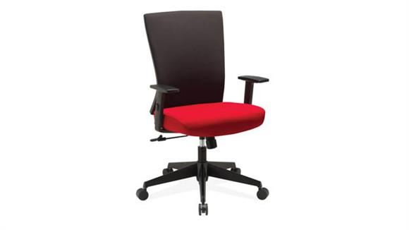 Office Chairs Office Source Executive Fabric Back Chair
