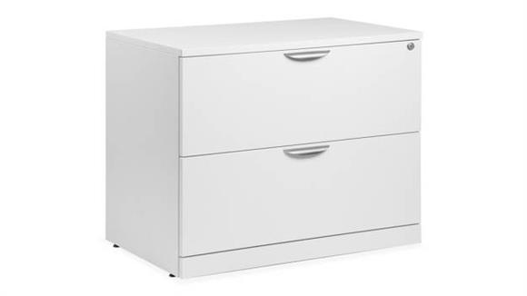 File Cabinets Lateral Office Source 2 Drawer Lateral File
