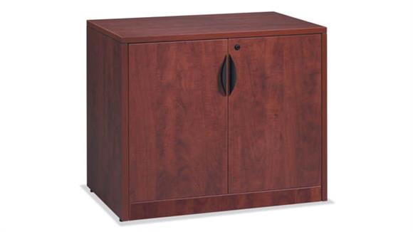 Hutches Office Source Double Storage Cabinet with Top