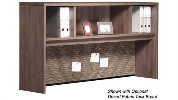 "Hutches Office Source 66"" Open Hutch"