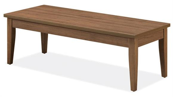 """Coffee Tables Office Source 49"""" Coffee Table"""