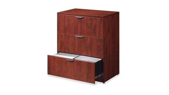 File Cabinets Lateral Office Source 3 Drawer Lateral File