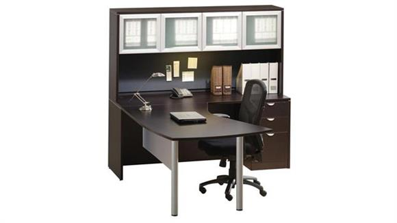 L Shaped Desks Office Source Vector Top L Shaped Desk with Hutch