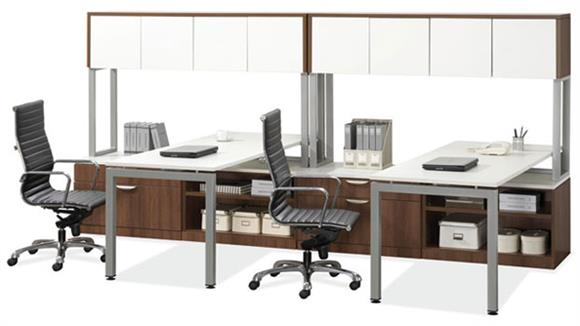 Workstations & Cubicles Office Source 2 Person Workstation