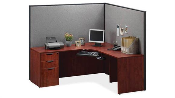 Workstations & Cubicles Office Source L Shaped Workstation