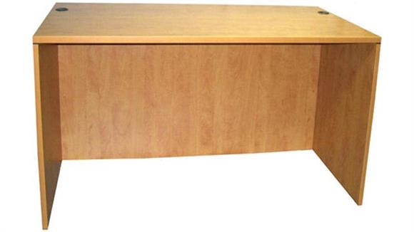 "Executive Desks Office Source 47""W x 24""D x 29""H Desk Shell"